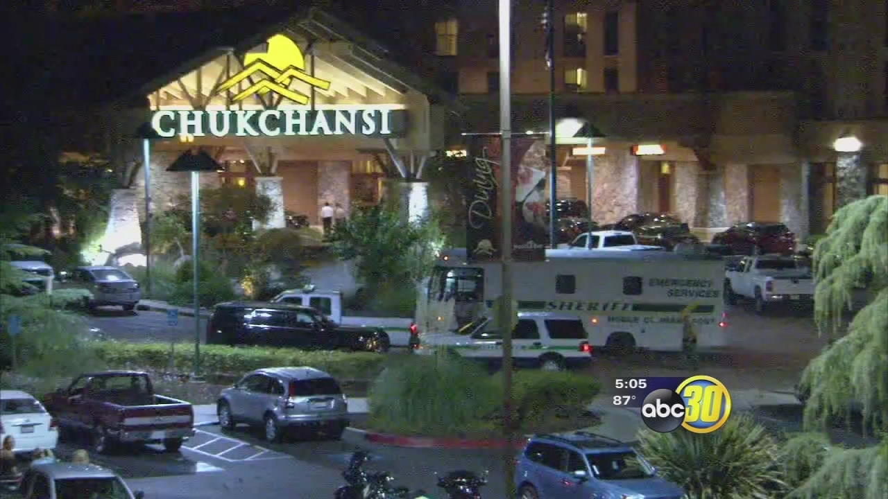 Chukchansi Casino Takeover Is Caught On Camera Abc30com