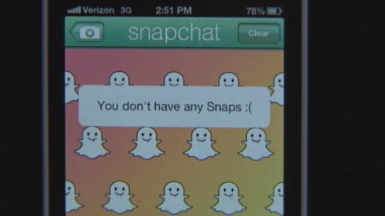 Snapchat Hacked More Than 100K Private Photos Leaked -2099