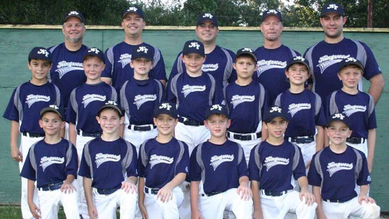 bank account for youth sports team