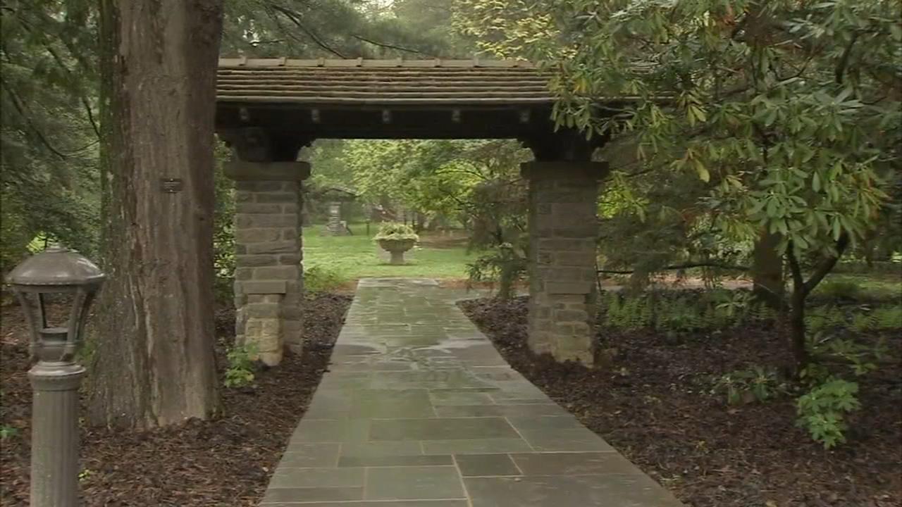 Stoneleigh garden opens to public in Villanova | 6abc.com