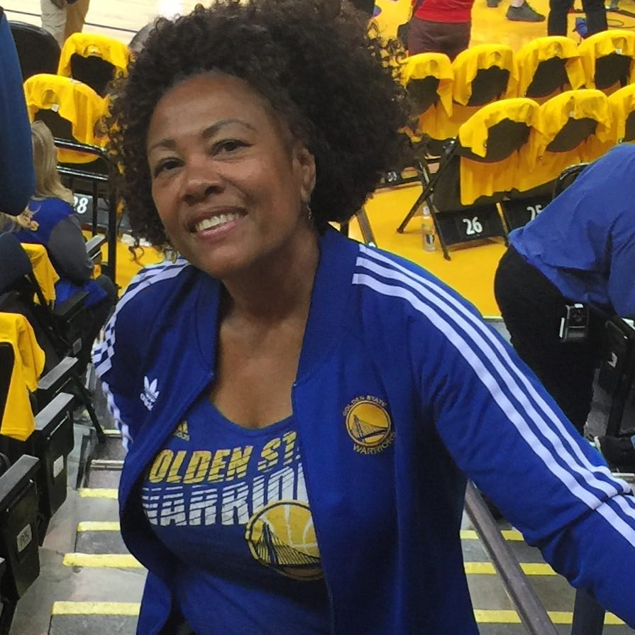 <div class='meta'><div class='origin-logo' data-origin='none'></div><span class='caption-text' data-credit='Photo submitted to KGO-TV by @thrillersfillersandspillers/Instagram'>Warriors fans show their spirit during the 2017-2018 season. Share your photos using #DubsOn7 and you may see them online or on TV!</span></div>