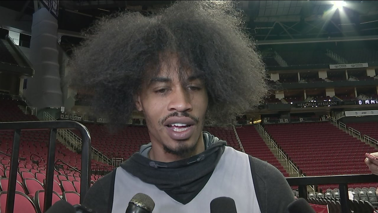 Unbraided Rockets Gerald Green Talks About His H Town Pride Abc13 Com