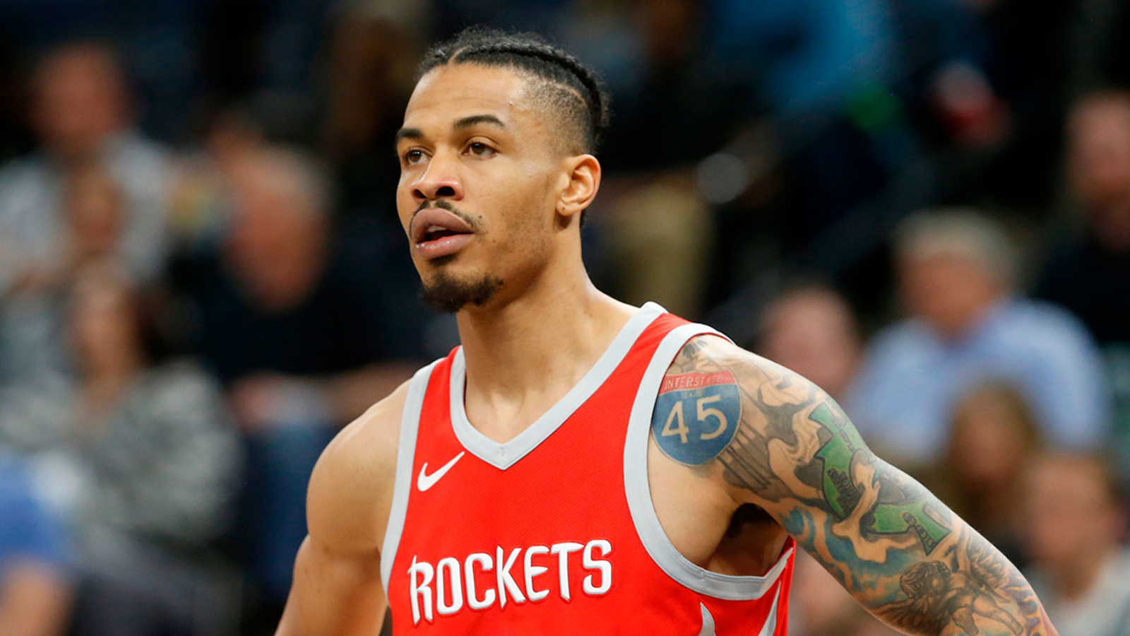 Rockets Gerald Green Is So Houston He Even Has An I 45 Tattoo Abc13 Houston