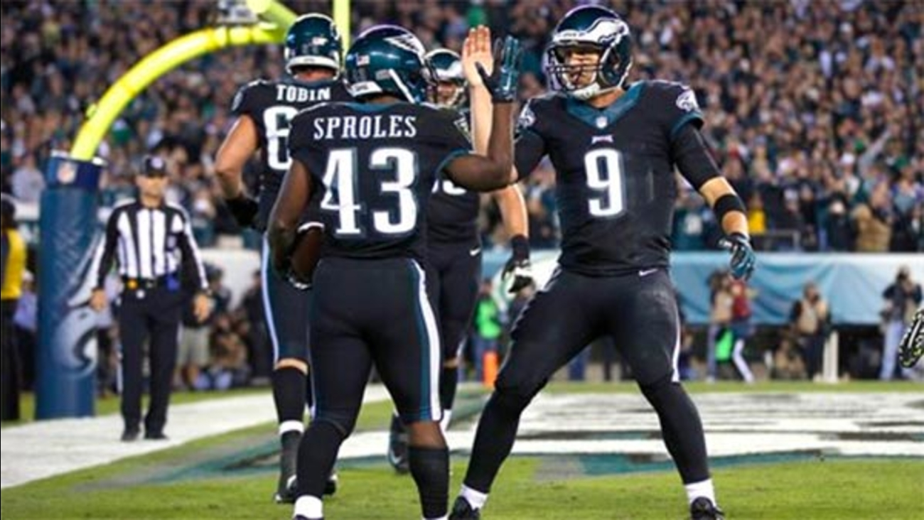 Eagles dominate in 27-0 win over Giants. Share  Share · Tweet · Email.  none. Philadelphia Eagles running back Darren Sproles (43) and quarterback  Nick Foles ... e7948228d