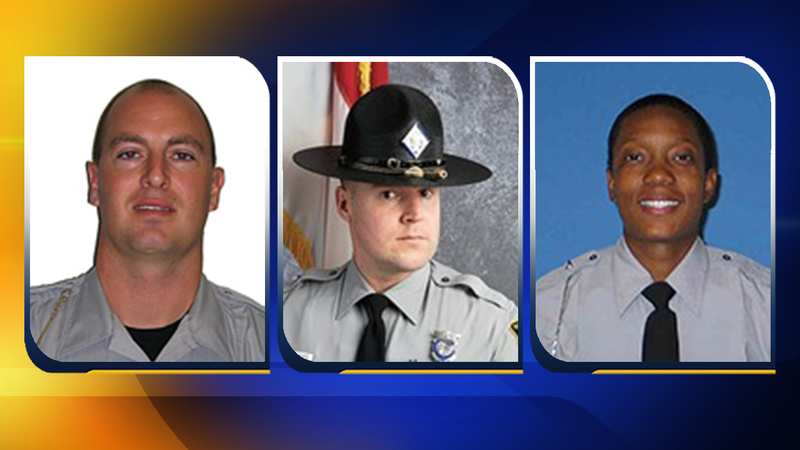 Wake law officers indicted