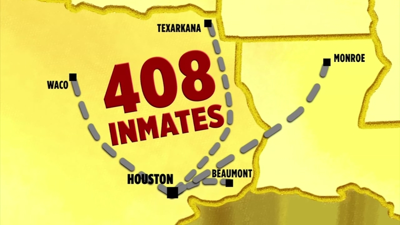 Harris Co  spending millions to send inmates elsewhere