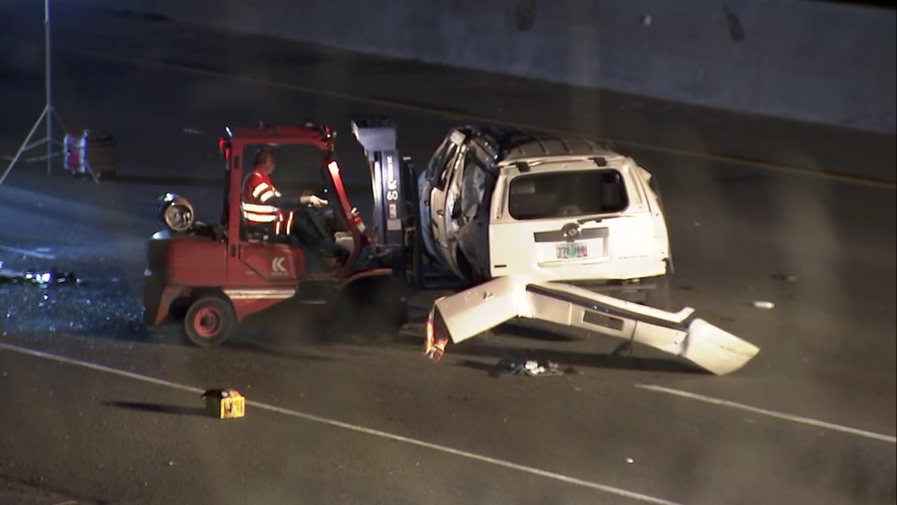 Driver ID'd in crash that killed 3, injured 5 in Fremont