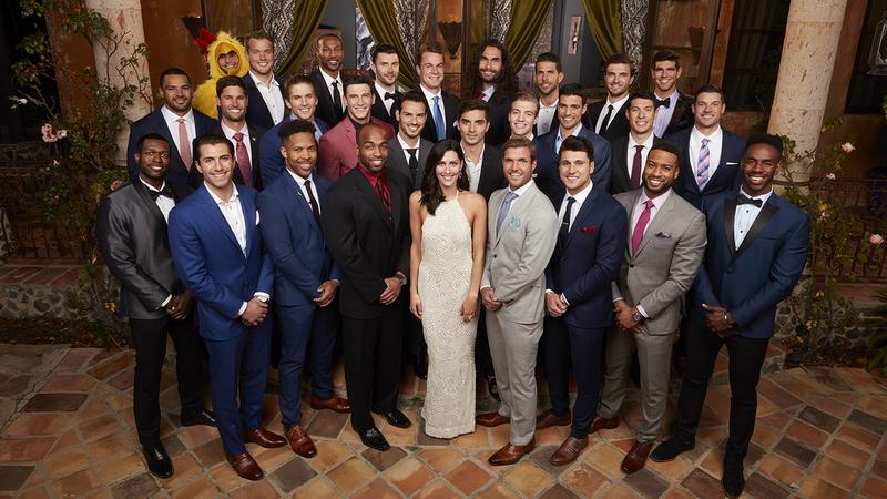 Meet the 28 men vying for Becca's heart on 'Bachelorette'