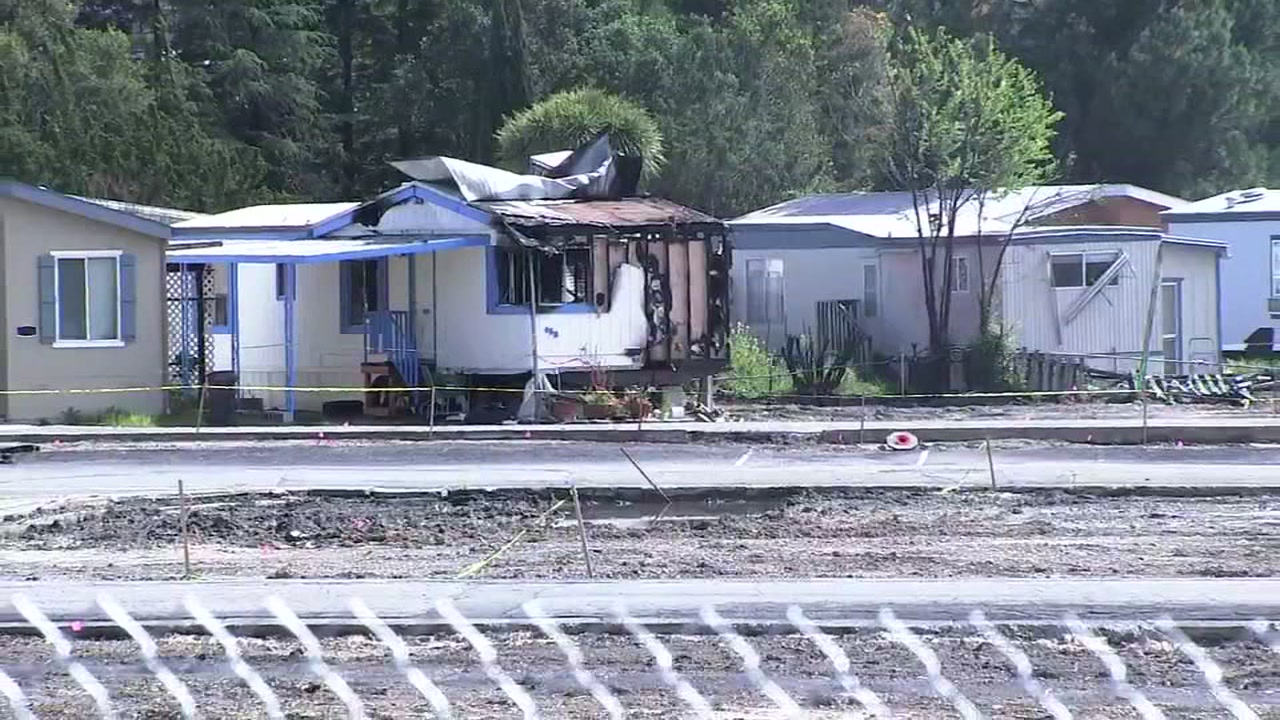 Journey's End mobile home park is pictured in Santa Rosa, Calif. on Thursday, May 17, 2018.