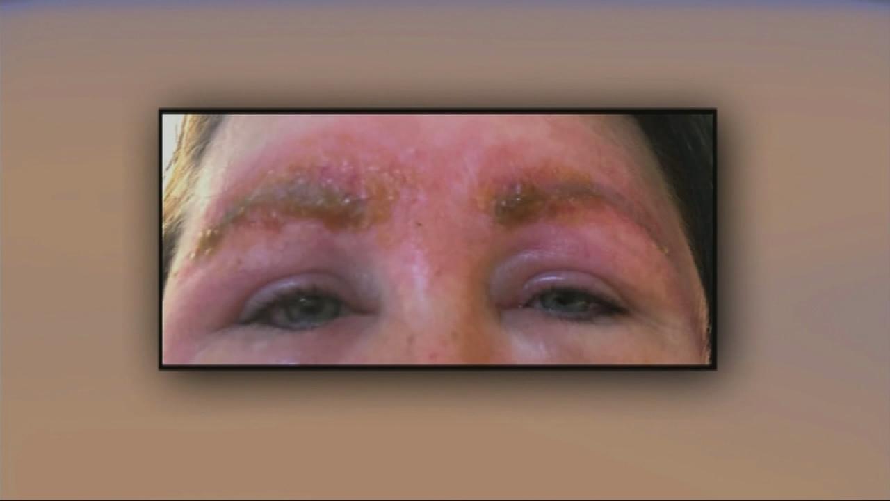 New microblading technique provides long term eyebrow