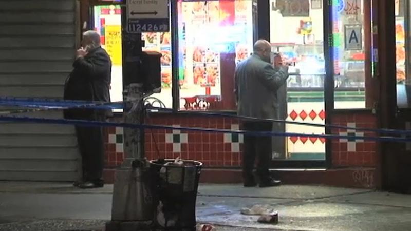 Man fatally shot inside Manhattan restaurant