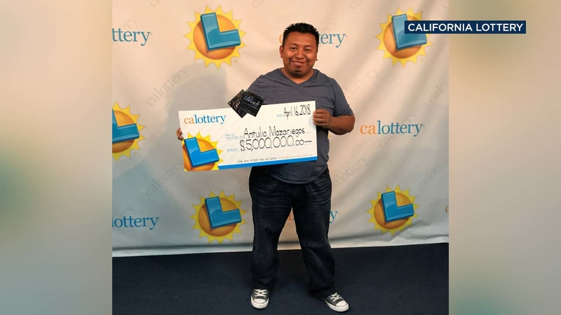 SoCal man wins $6 million in lottery in 6 months