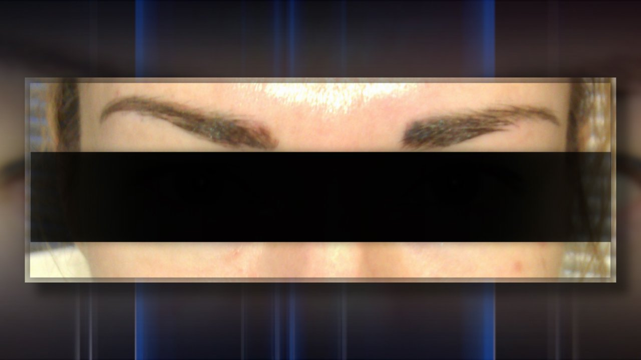 Microblading, permanent cosmetics can cause serious consequences
