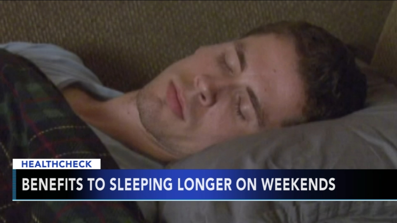 Study Catching Up On Sleep Helps You Live Longer