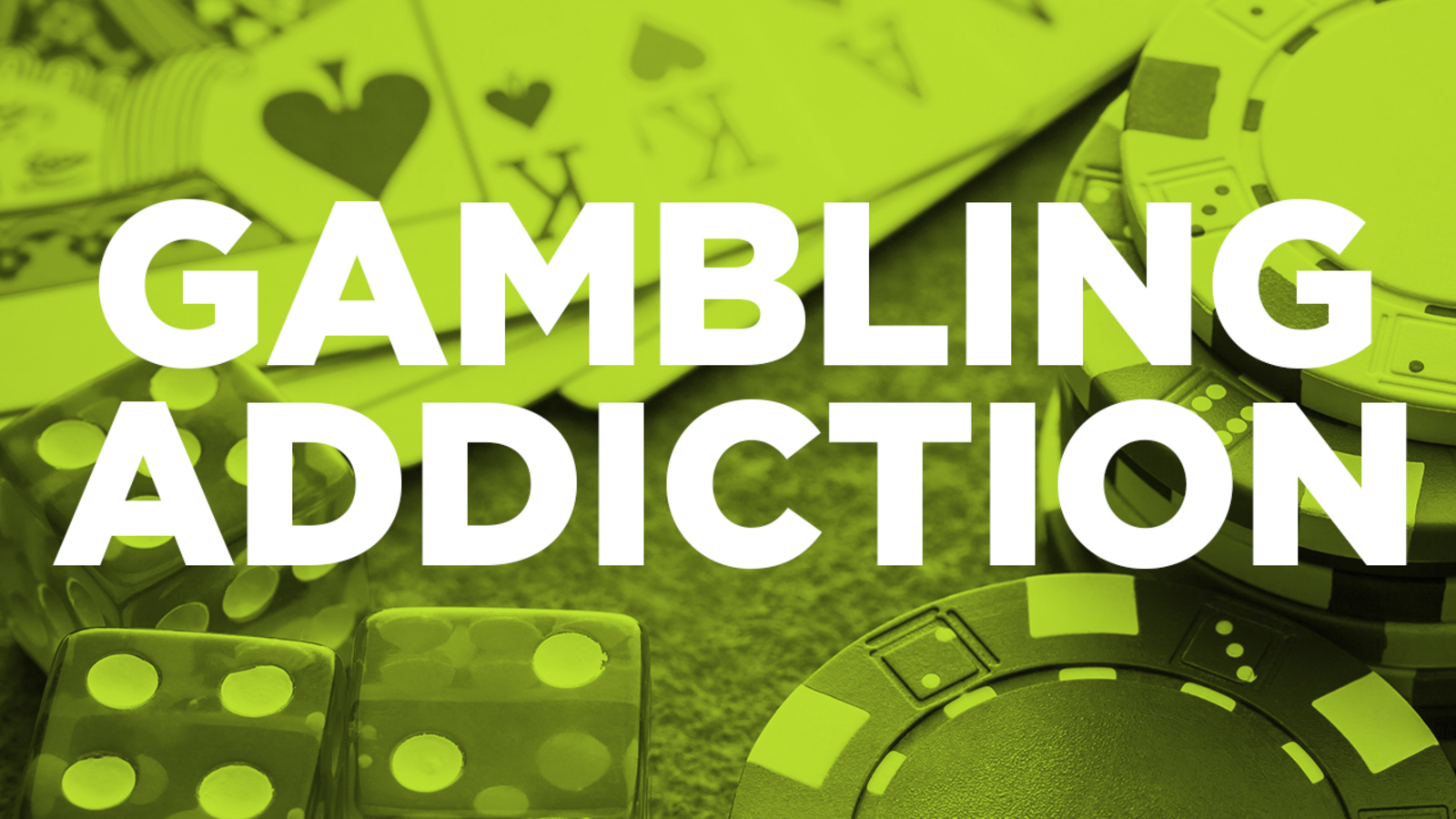 Get help with gambling addiction