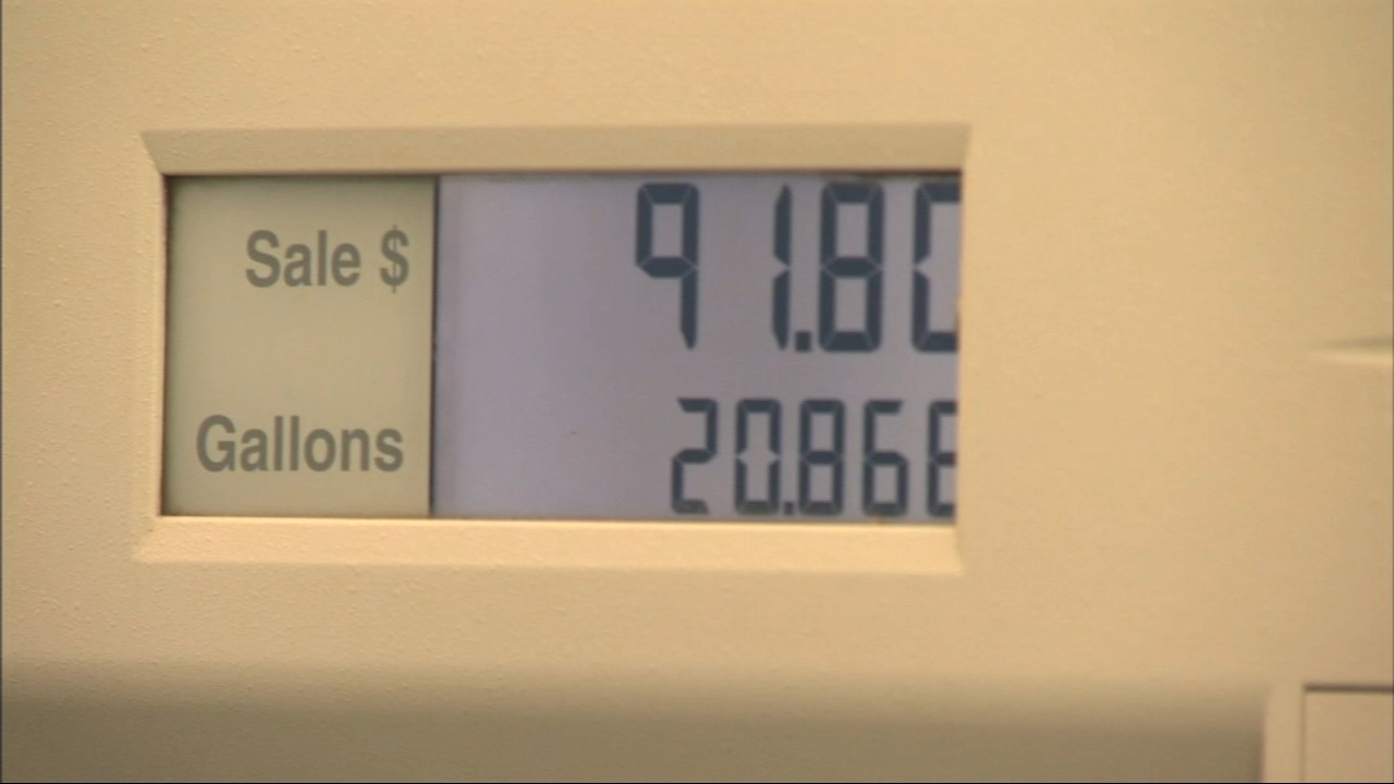 Gas Prices Chicago >> Gas Prices Skyrocket In Chicago Blame Opec Abc7chicago Com