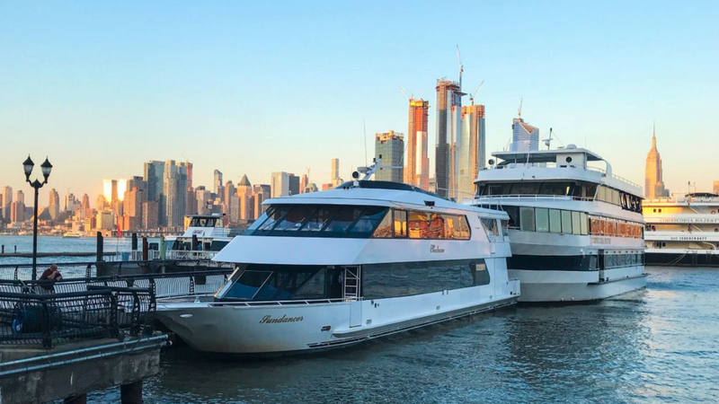 New Jersey high school's prom cut short when yachts collide on Hudson River