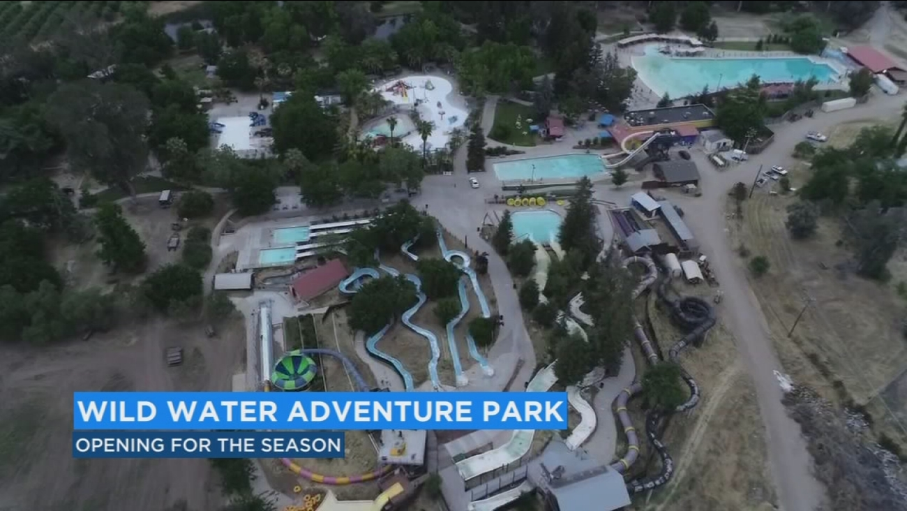 Wild Water Adventure Park Getting Ready To Open For 2018 Season