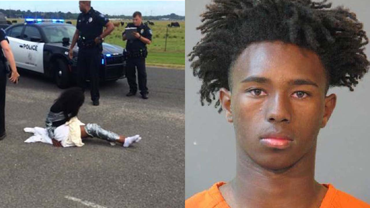 Baytown Man Arrested After Louisiana Woman Found Tied Up -7741