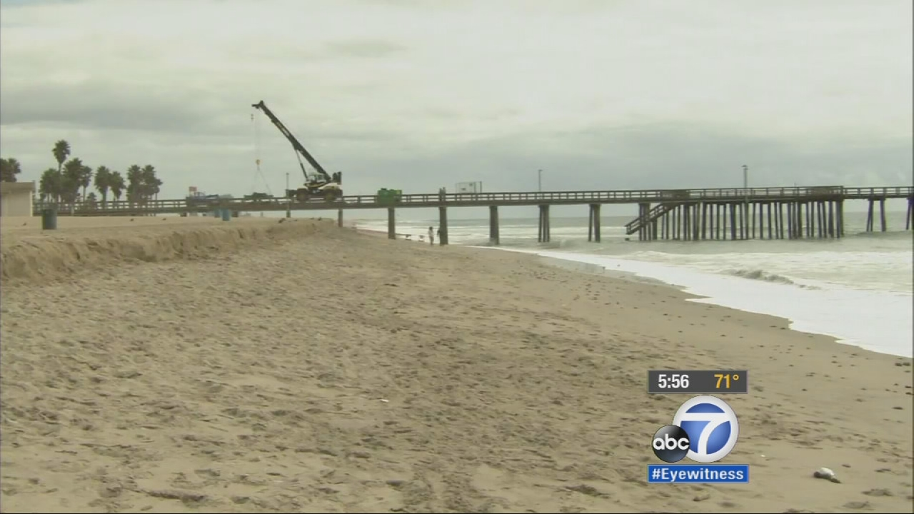 Port Hueneme Beach erosion: Federal government stepping in to help