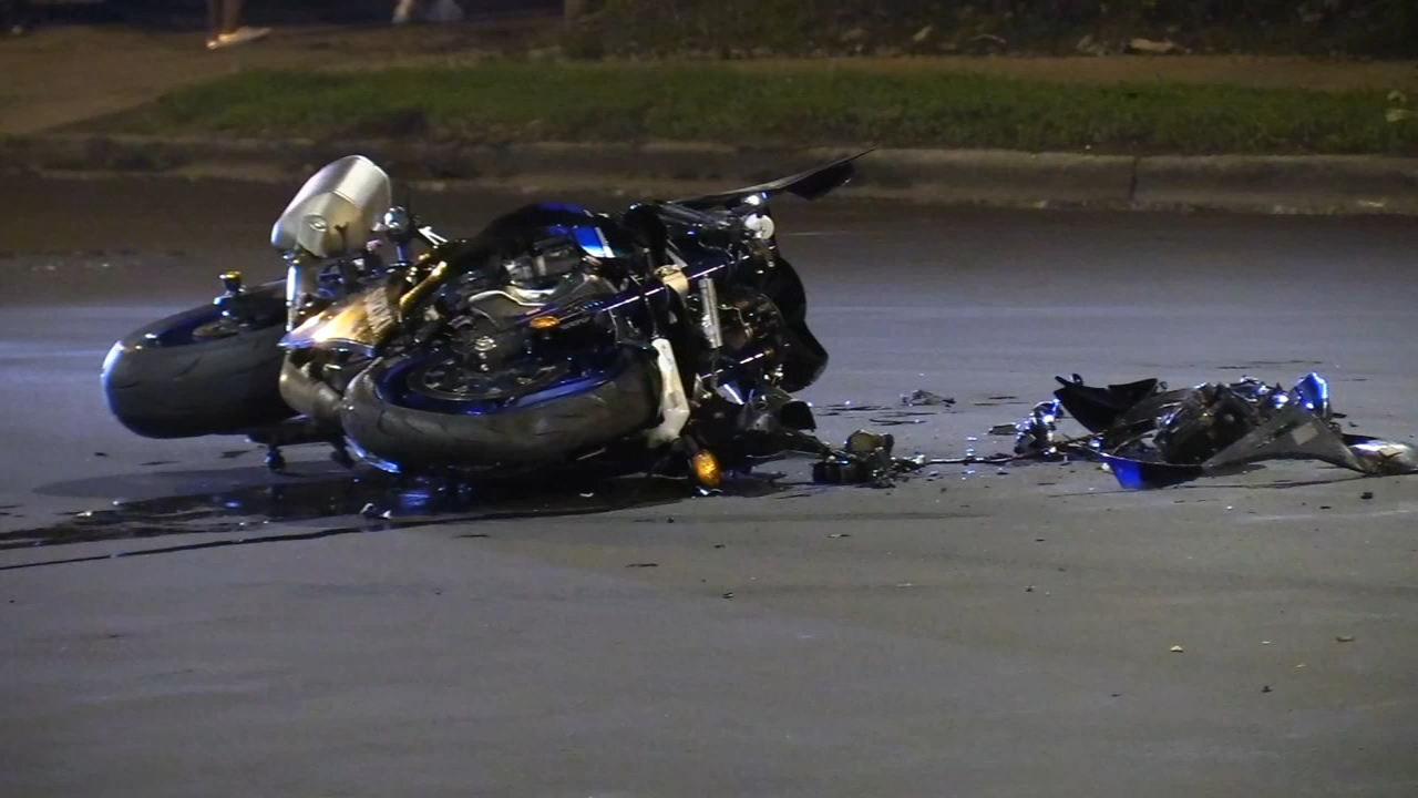 Motorcycle accident | abc7chicago com