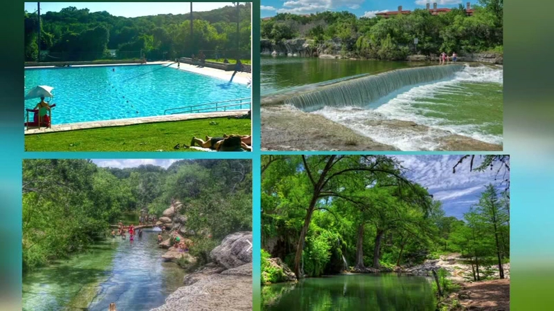 d79711ae246 Best swimming pools in Central Texas to cool off during the summer heat