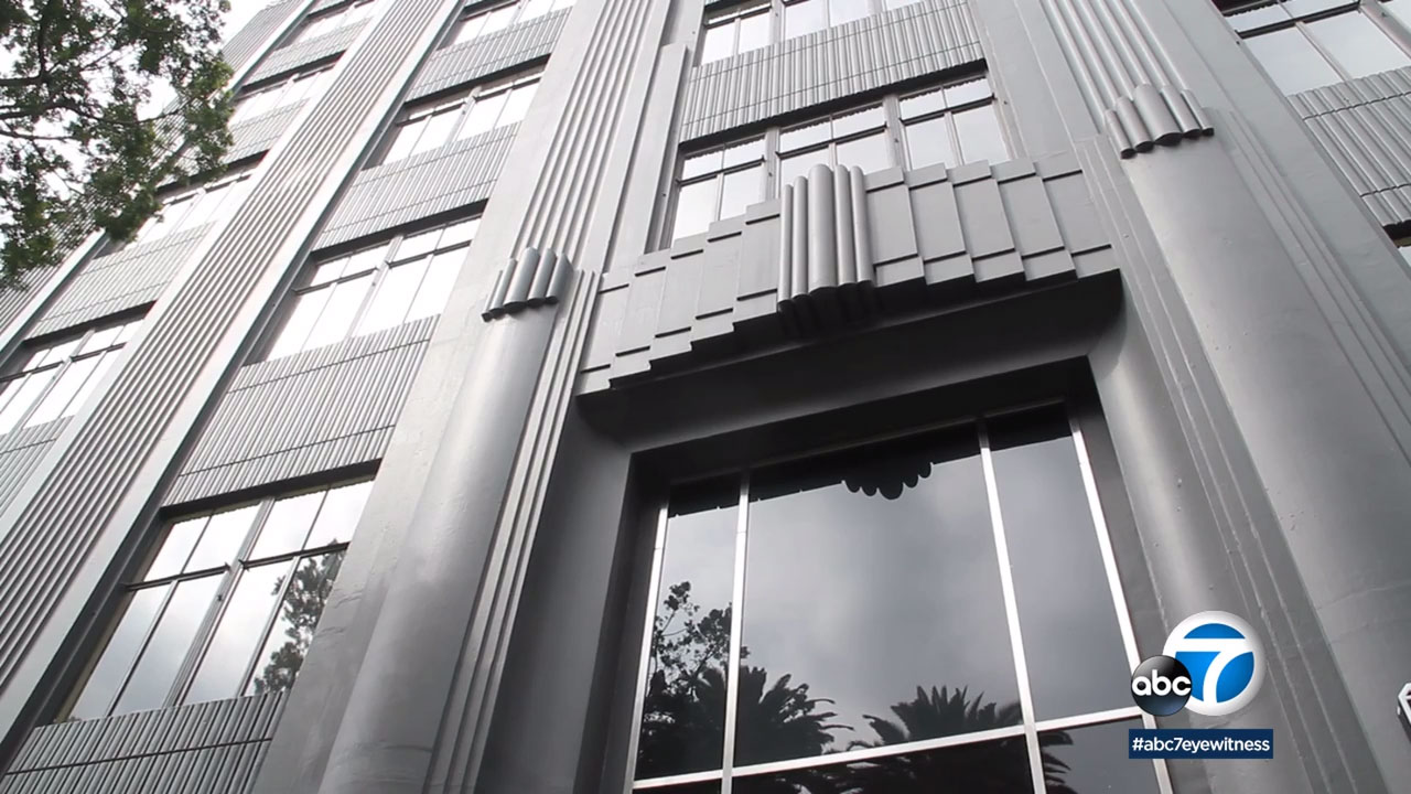 The Telephone Company building in Santa Monica is on its way to becoming a city landmark.