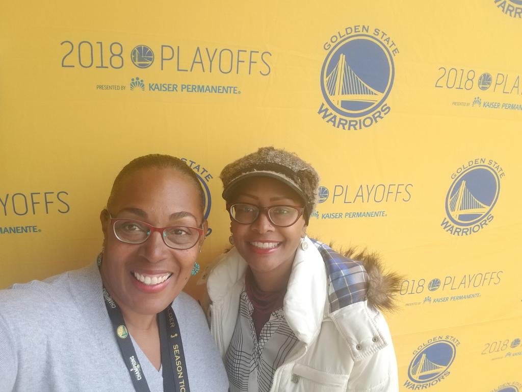 <div class='meta'><div class='origin-logo' data-origin='none'></div><span class='caption-text' data-credit='Photo submitted to KGO-TV by @deanarroberts/Twitter'>Warriors fans show their spirit during the 2017-2018 season. Share your photos using #DubsOn7 and you may see them online or on TV!</span></div>