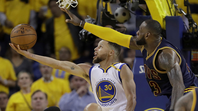 A look back at the last three Golden State Warriors-Cleveland ... 6d027532e