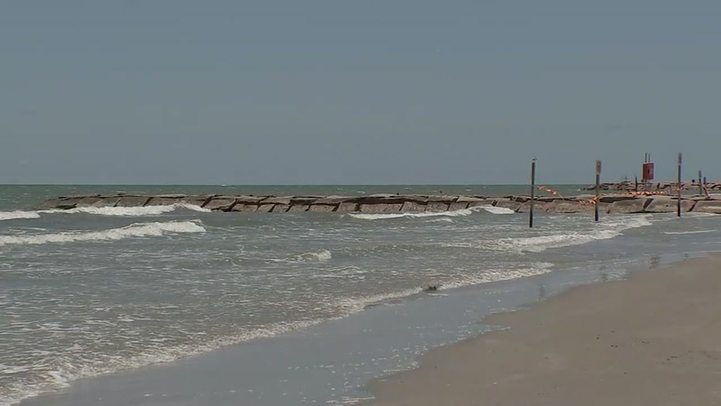 Here's how long Galveston's clear water will last