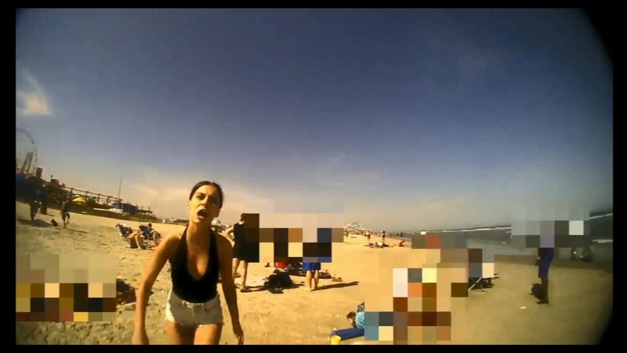 Wildwood police release body cam video of beach arrest