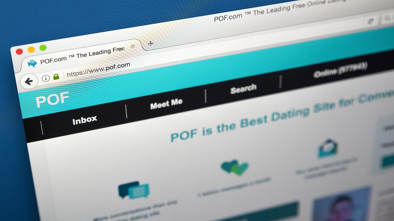 Plenty of fish online dating website