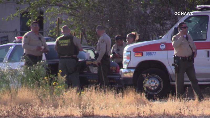 Suspected DUI driver shot dead by deputies in Jurupa Valley
