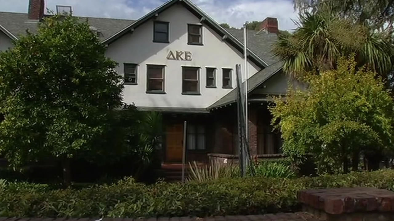 Five People Allegedly Sexually Assaulted At Berkeley Fraternity Last Weekend Abc7 San Francisco