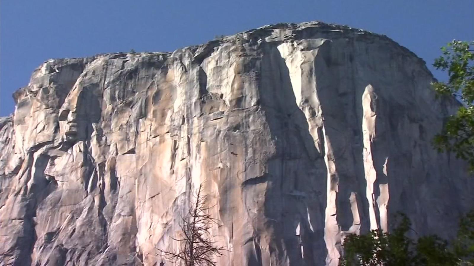 Expert climbers die climbing El Capitan in Yosemite