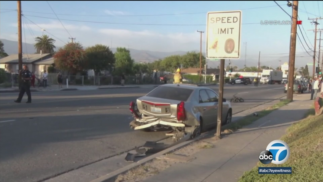 Bicyclist Killed In San Bernardino During Road Rage Incident Between 2 Drivers