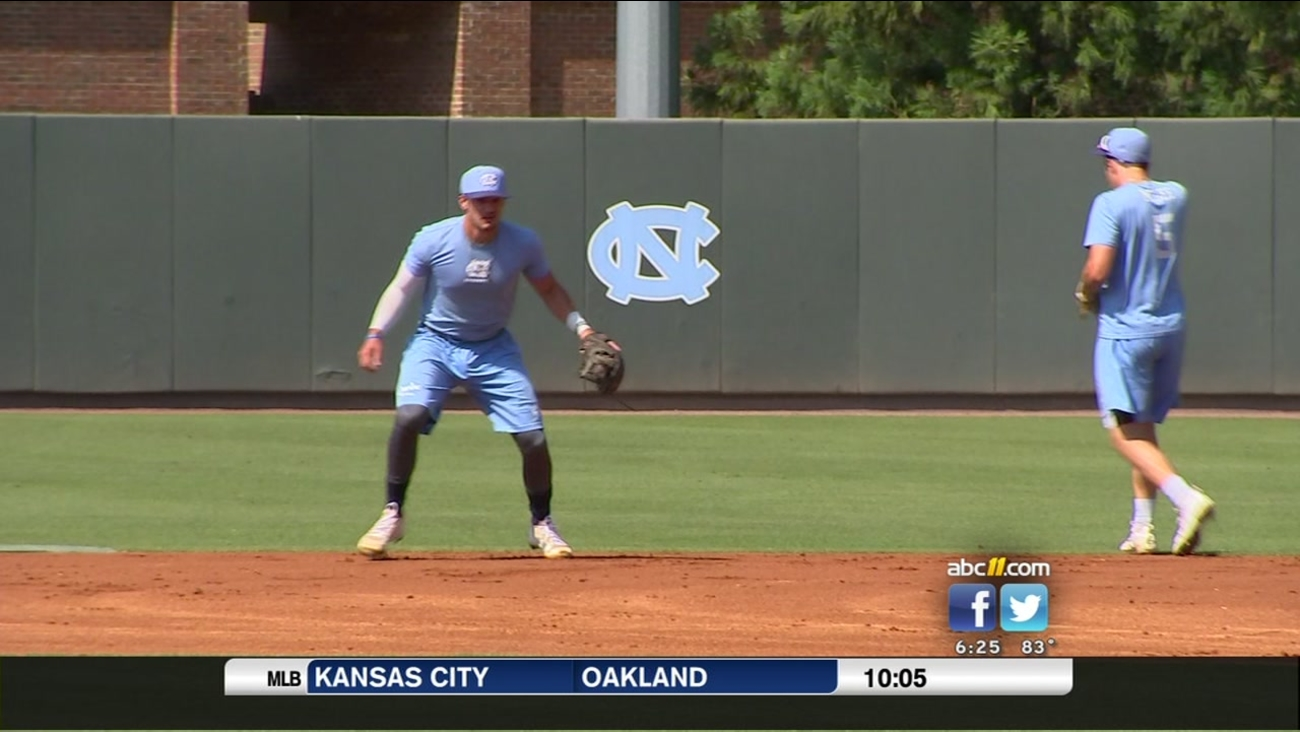 UNC baseball prepares for pitching-rich Stetson