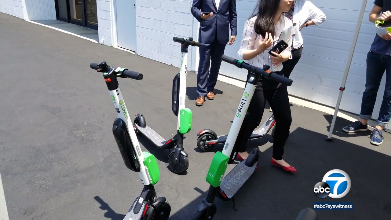 Lime is adding scooters to its Santa Monica fleet.
