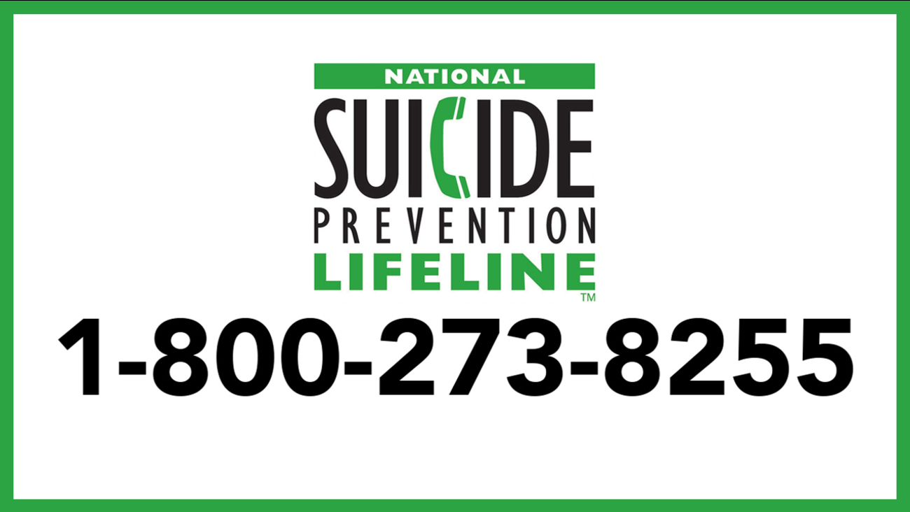 suicide prevention information: get help here | 6abc