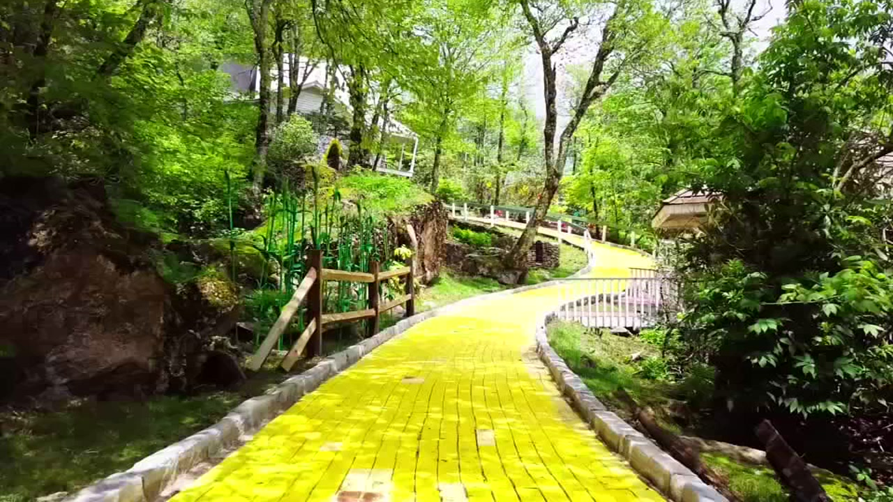 Closed 1970s theme park 'Land of Oz' announces plans to open for select dates this summer