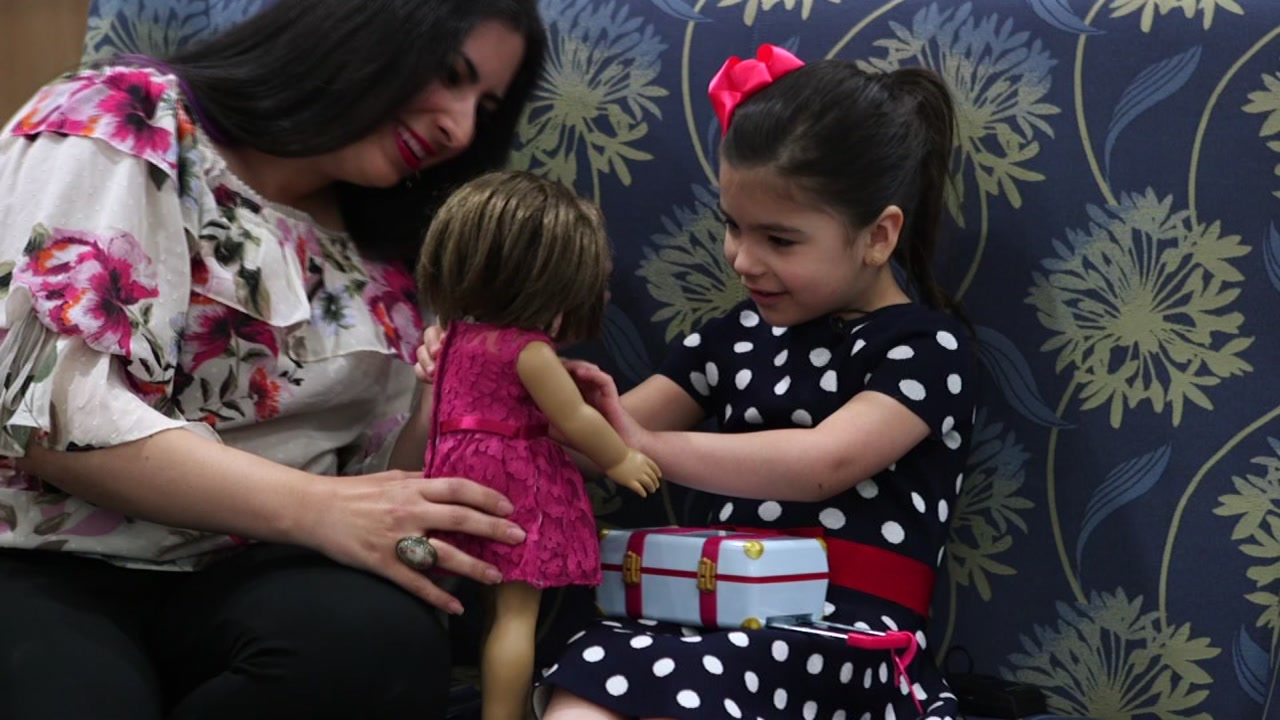 Duke doctors perform 'surgery' to give doll the same scar as