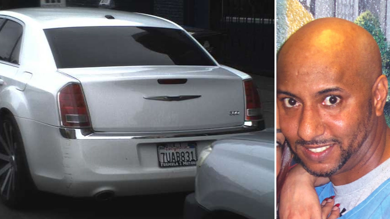 San Francisco police are searching for 43-year-old Robert Riley, who is a suspect in his wife's shooting death on Thursday, June 7, 2018.