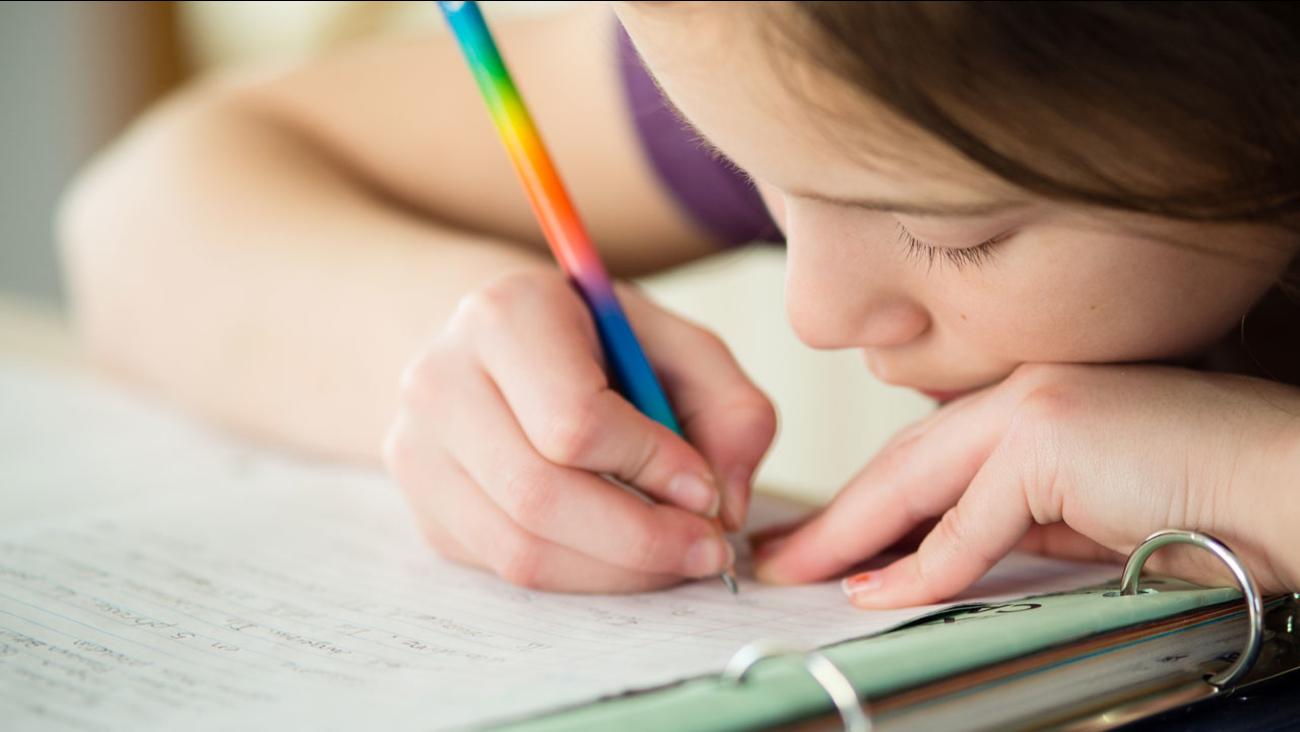 homework in elementary school