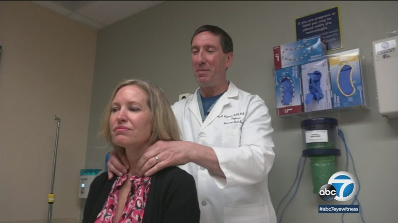 Know The Signs And Symptoms Of Thyroid Cancer Abc7 Los Angeles