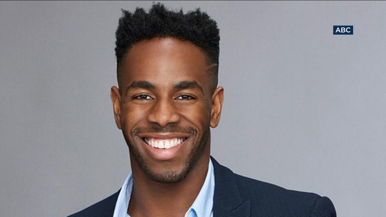 "Lincoln Adim is a contestant on ABC's ""The Bachelorette."""