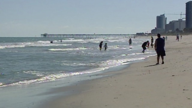 Myrtle Beach Swimming Advisory Lifted
