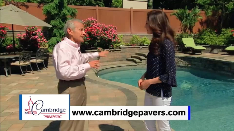 ABC7 Weekend Showcase: Cambridge Pavers