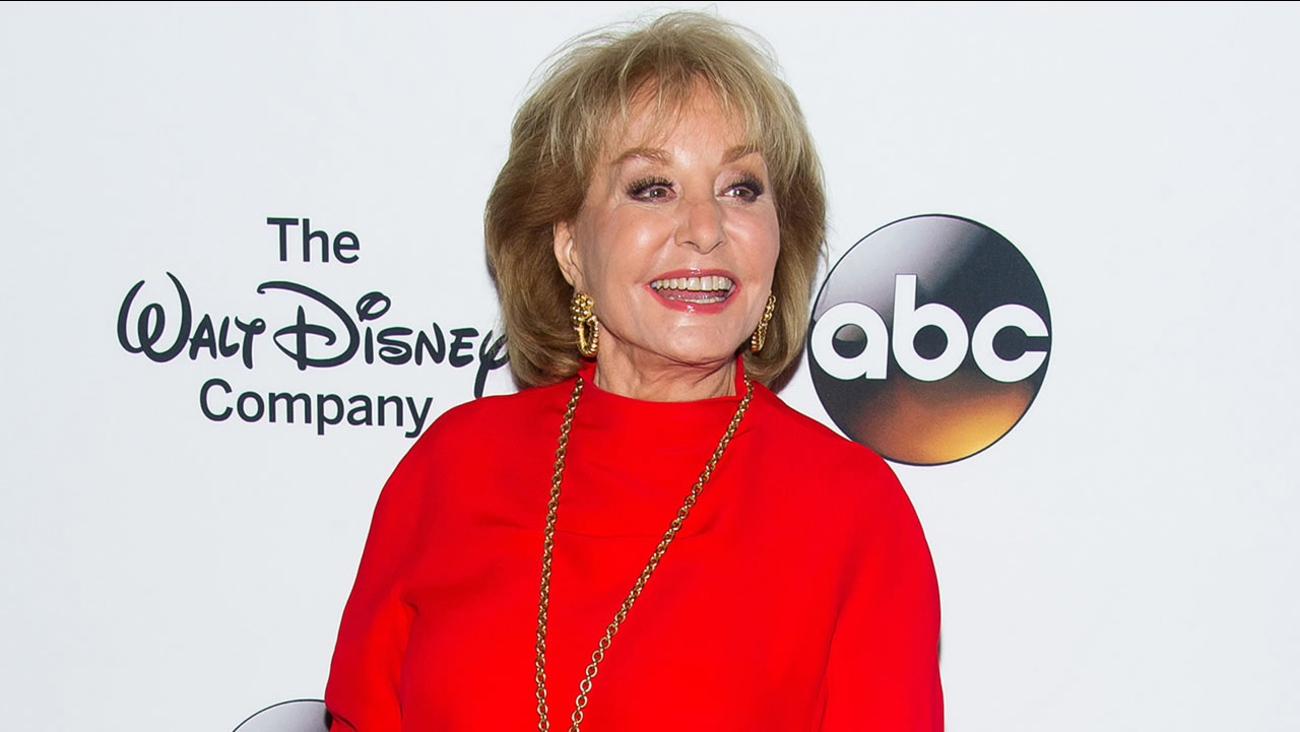 """In this May 14, 2014 file photo, Barbara Walters attends """"A Celebration of Barbara Walters"""" in New York."""