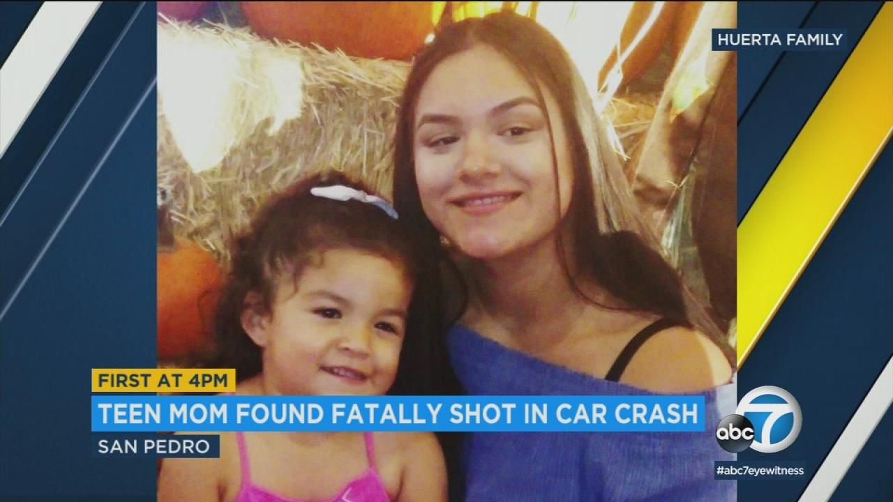 in shot Car death teen found