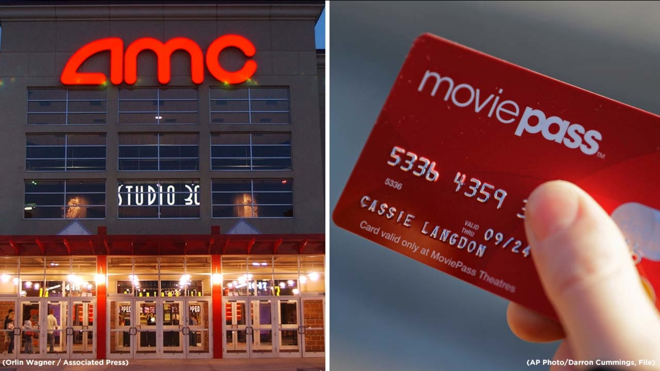 Amc Theaters Offers 3 Movies A Week For 20 A Month 6abc Com